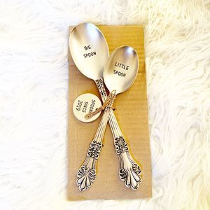 SPOONING SINCE 2019 Spoon Set
